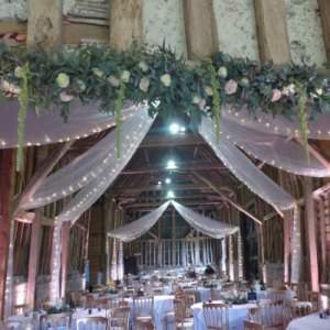 Wedding Reception Luxury Flowers by Tasha Vass Floristry
